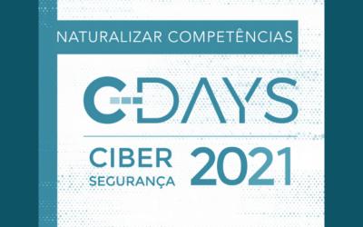 C-DAYS 2021 conta com a homeostase